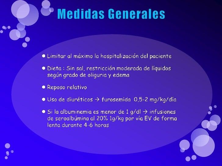 Sindrome nefrótico pediatría