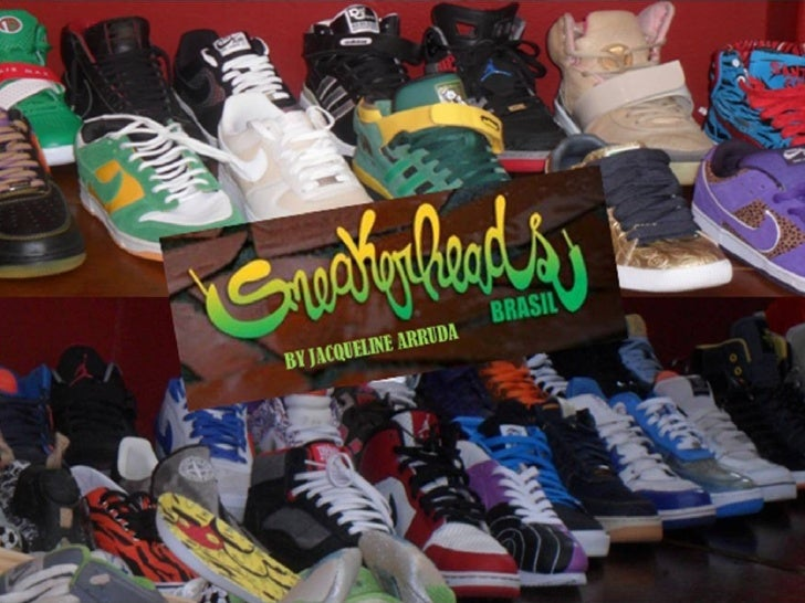 Sneakerheads in Brazil by bb coolhunter jacqeline aruda