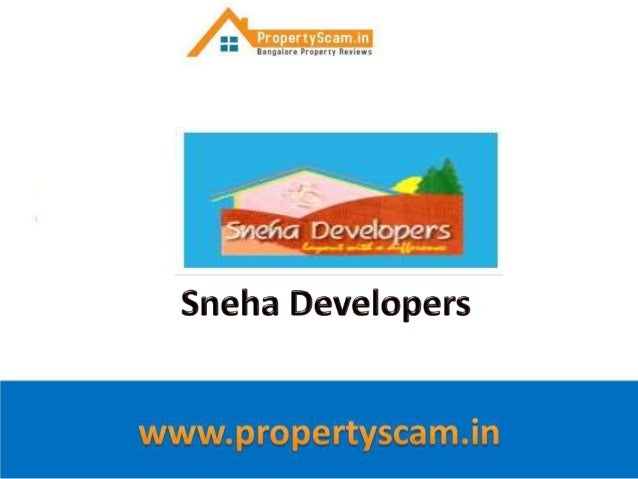 Sneha Developers was established in 2006 with mission of providing homes to all common people at affordable prices