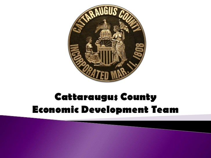 Cattaraugus CountyEconomic Development Team