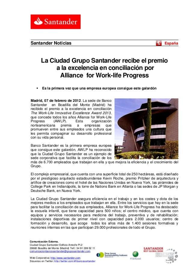 Santander Noticias                                                                   España         La Ciudad Grupo Santan...