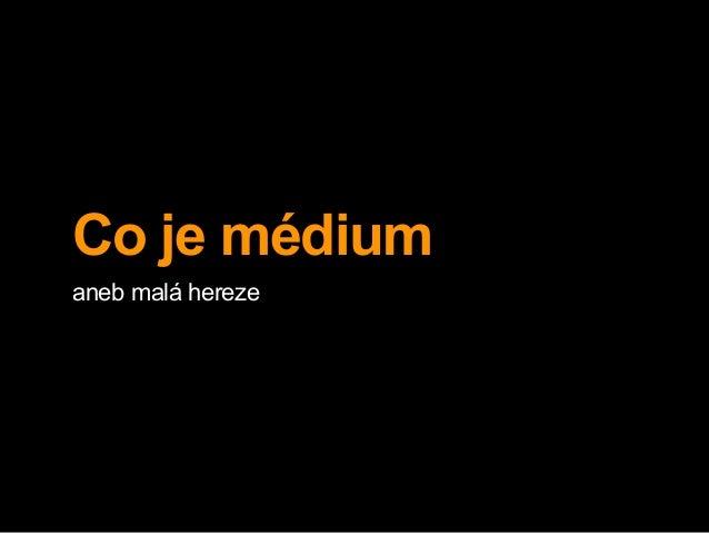 Úvod do studia nových médií Slide 2