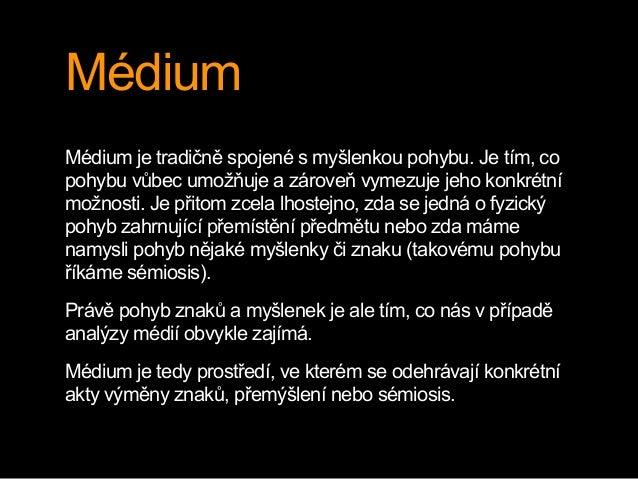 Úvod do studia nových médií Slide 3