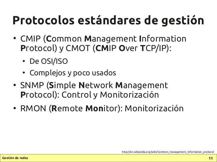 a comparison of the network managements cmip and snmp Essay cmip vs snmp : network management imagine yourself as a network administrator, responsible for a 2000 user network this network reaches from california to new york, and some branches over seas.