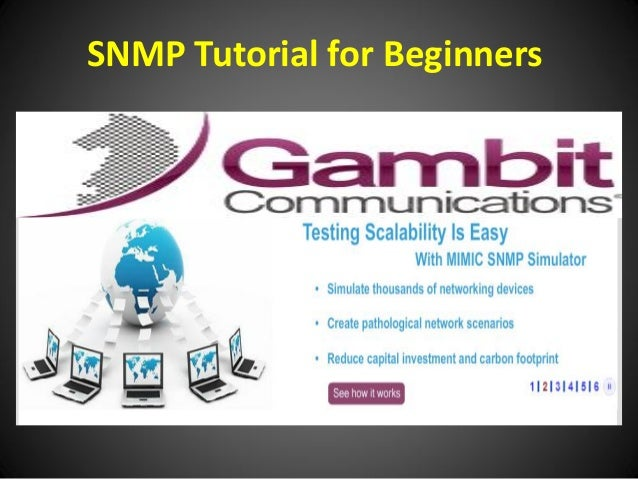 SNMP Tutorial for Beginners