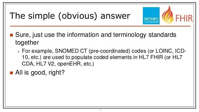 Hl7 Codes