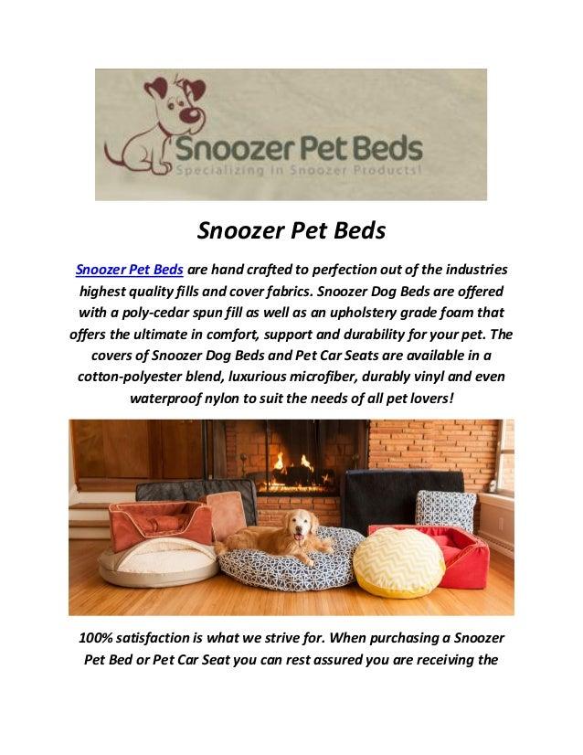Outstanding Snoozer Pet Beds Luxury Dog Sofa Download Free Architecture Designs Fluibritishbridgeorg