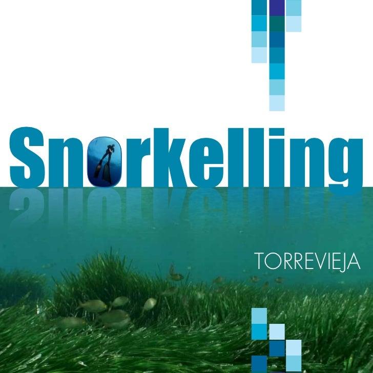 Snorkelling Torrevieja
