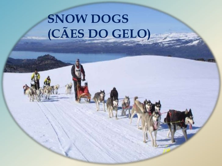 SNOW DOGS<br />(CÃES DO GELO)<br />