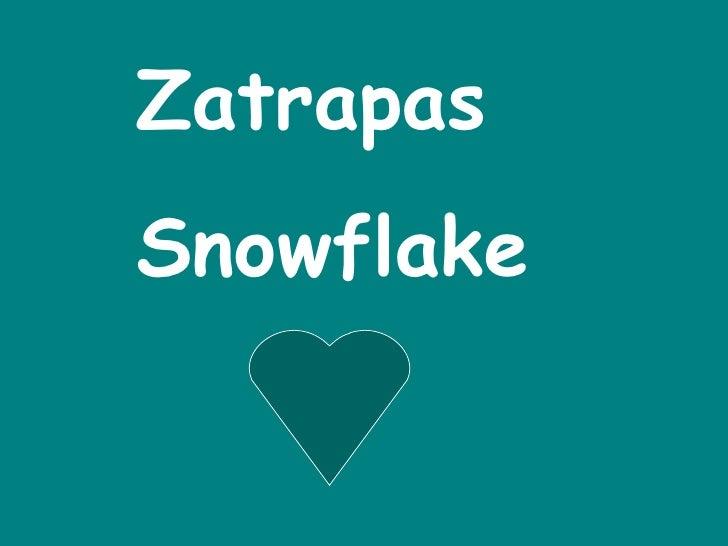 Zatrapas Snowflake