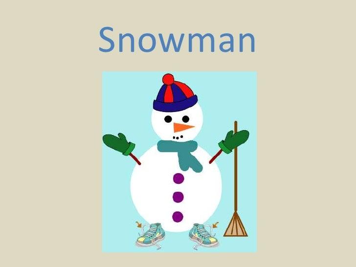 Snowman<br />