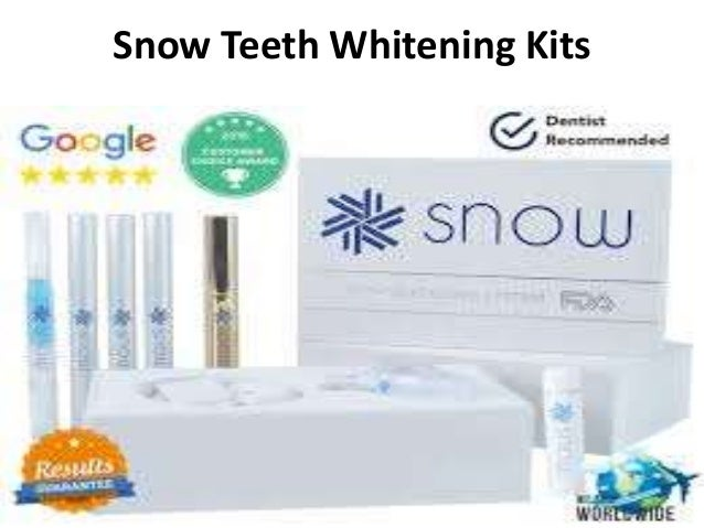 Snow Teeth Whitening Kits