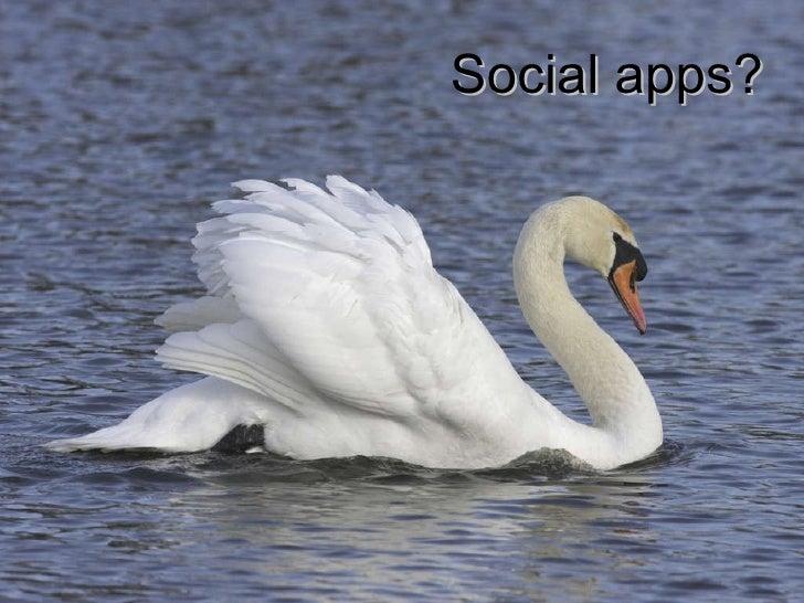 Social apps?