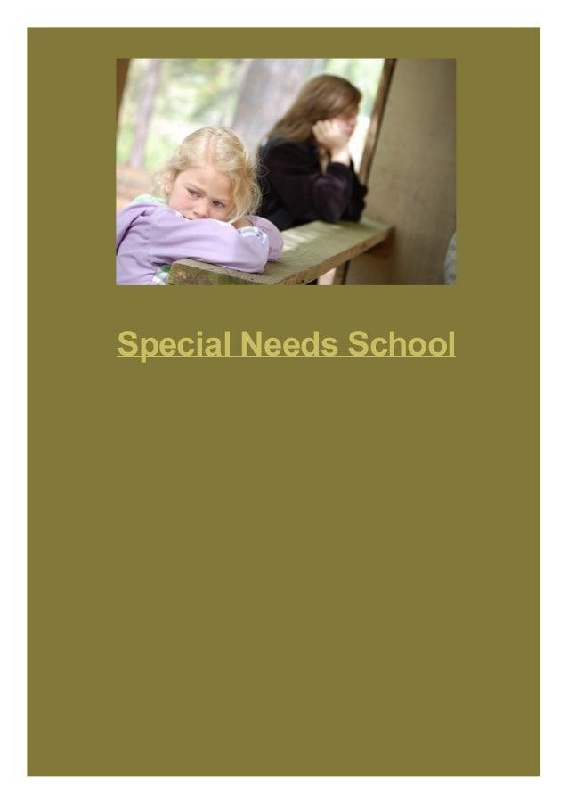 Special Needs School