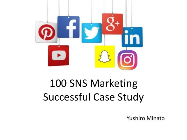 6609feda SNS marketing 100 case study