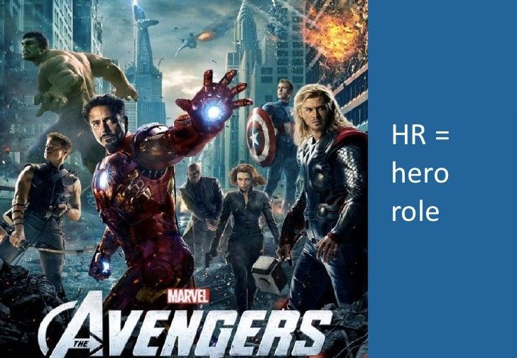 HR =herorole