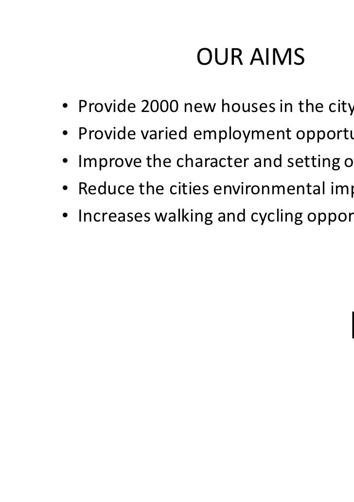 Snug projects   a vision for winchester 2020 Slide 3