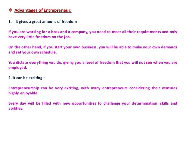 What Are the Basic Concepts & Characteristics of Entrepreneurship?