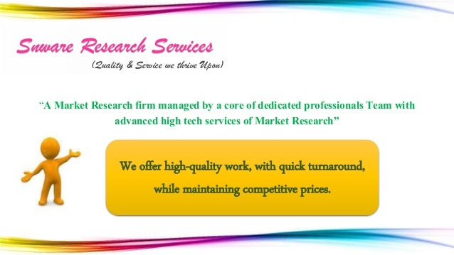 Research and writing services private limited