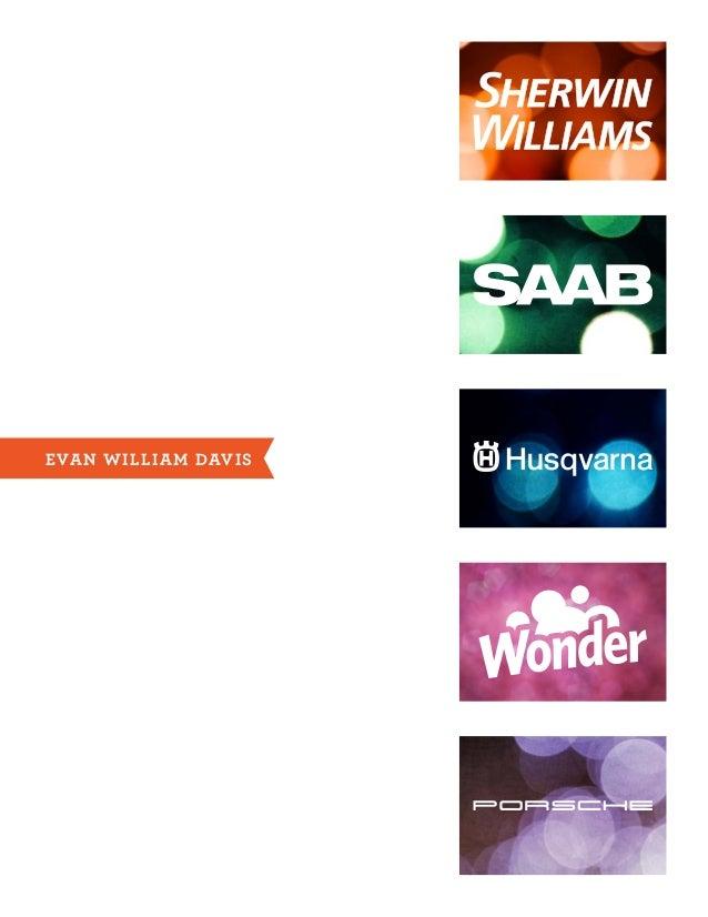 EVAN WILLIAM DAVIS