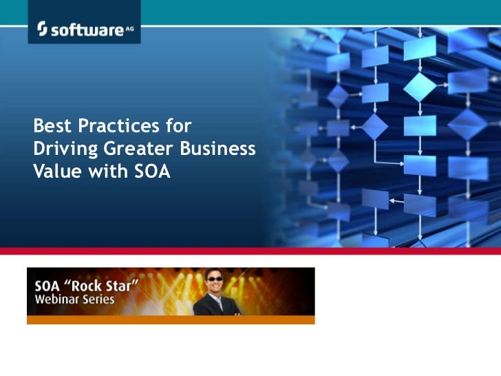 Best Practices for Driving Greater Business Value with SOA