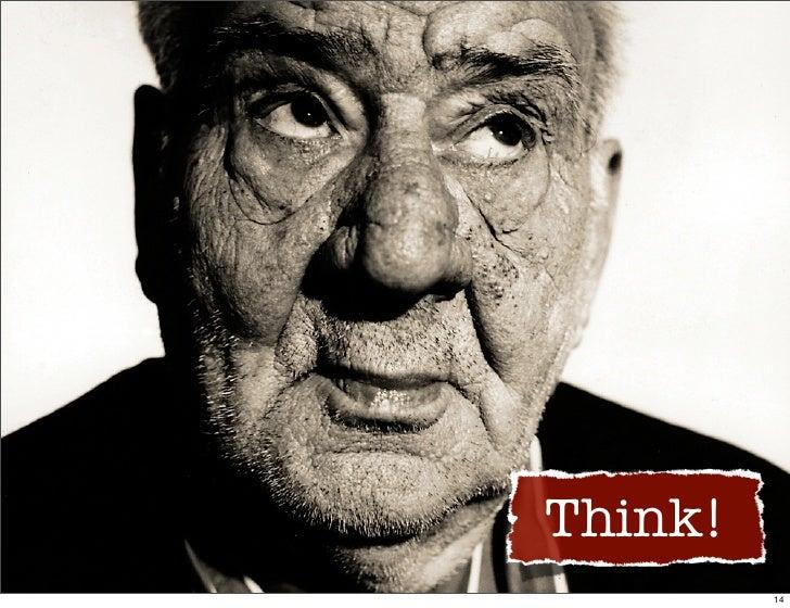 Think!          14