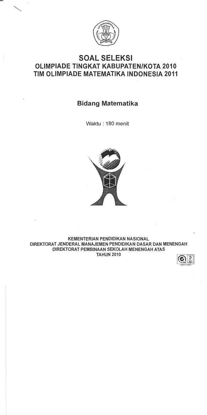 Soal olimpiade-matematika-kabupaten-2010(2)