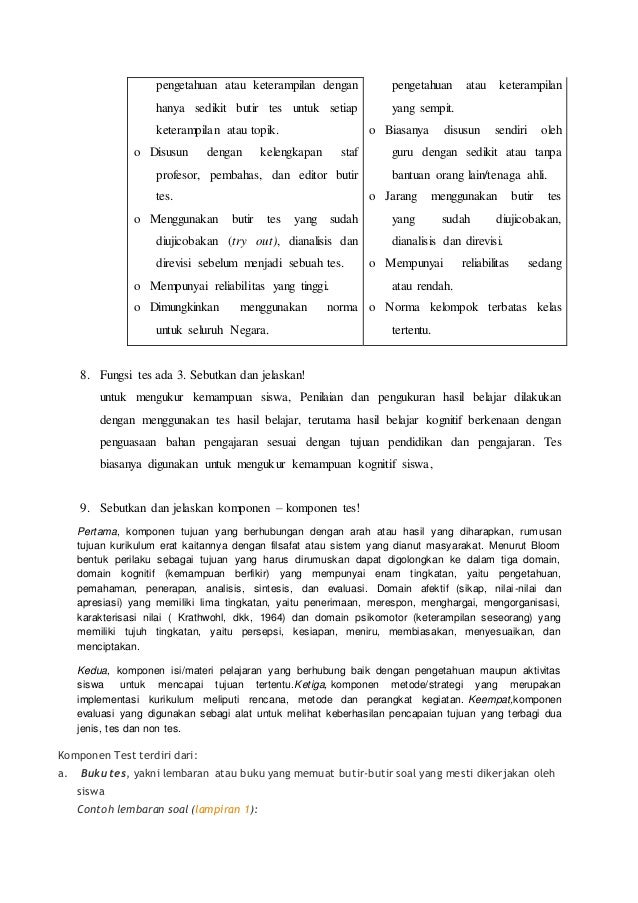 contoh soal essay biologi Paramita cahyaningrum kuswandi, msc(email : paramita@unyacid) jurdik biologi fmipa uny 2012 1 contoh soal responsi biologi umum – pbiointer (semester 1) b short essay questions 1 explain the differences between intra - and inter-species diversity 2 why is a classification method an important factor.