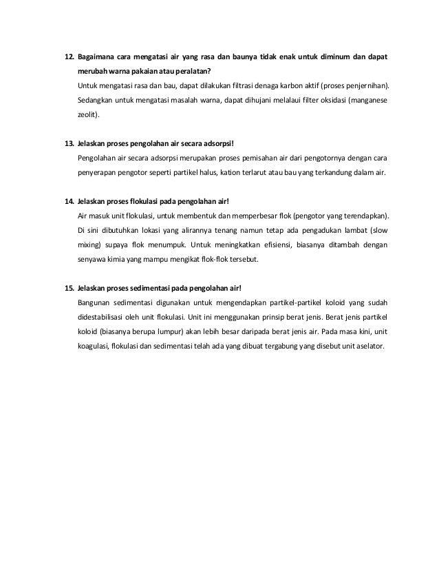 Soal dan Jawaban Kimia Terapan Slide 3