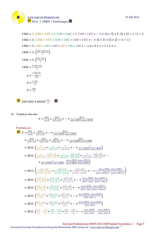 Soal Matematika Sd Yang Menjebak Soal Sd It Soal Ulangan Bahasa Inggris Sd Kelas 4 Panduanmu