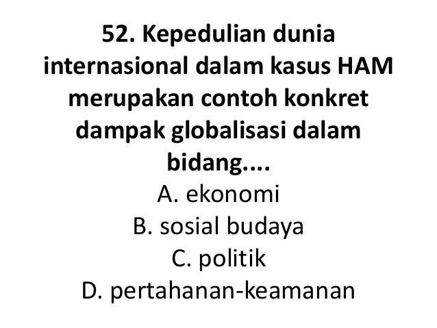 Soal Latihan Kelas 9