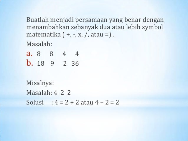 Contoh Soal Open Ended Matematika Smp Kumpulan Soal Pelajaran 5