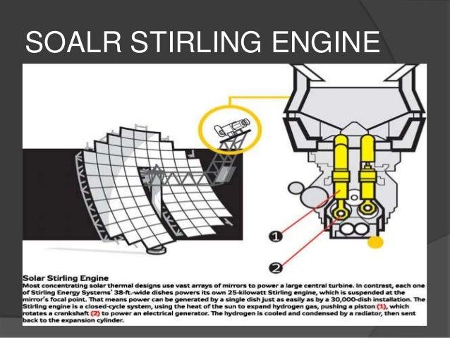soalr stirling engine