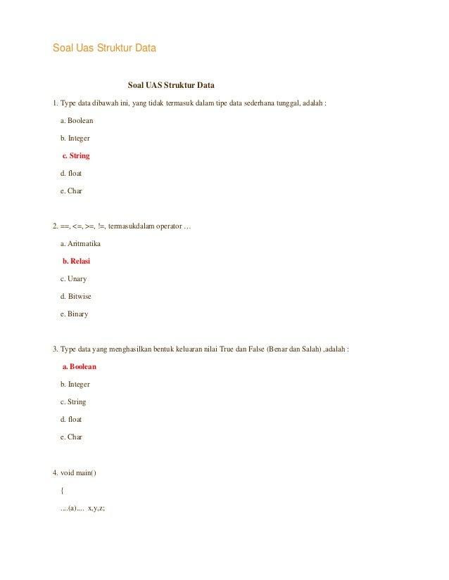 Download Soal Ujian Masuk Unpam