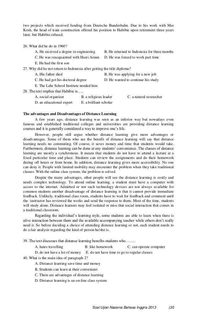 Kumpulan Contoh Explanation Text Lengkap