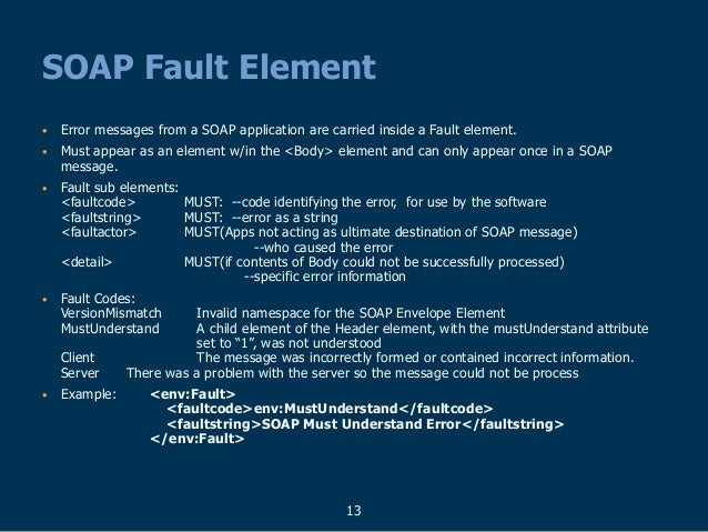 We Can Find The Reason For Above Fault Code In Wsdl Where Type Is Defined As Int See Below Snippet From