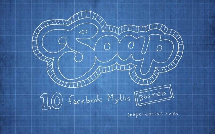 10 Facebook Myths Busted Slide 1
