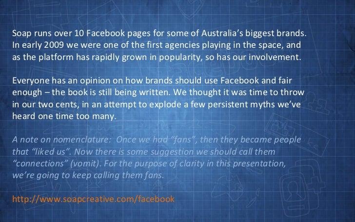 10 Facebook Myths Busted Slide 3