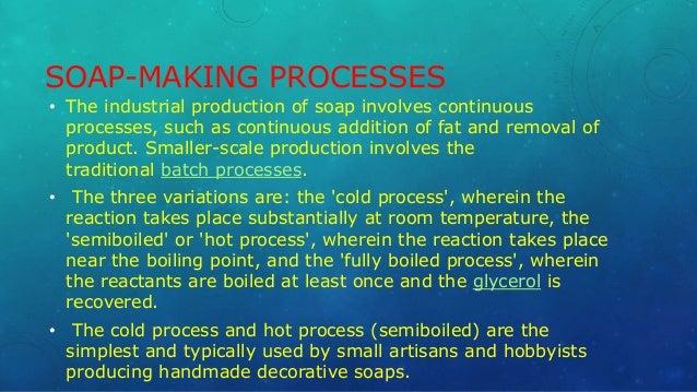 Room Temperature Cold Process Soap Making