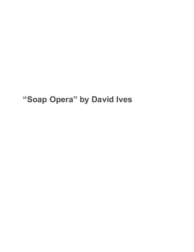 popularity of soap operas essay