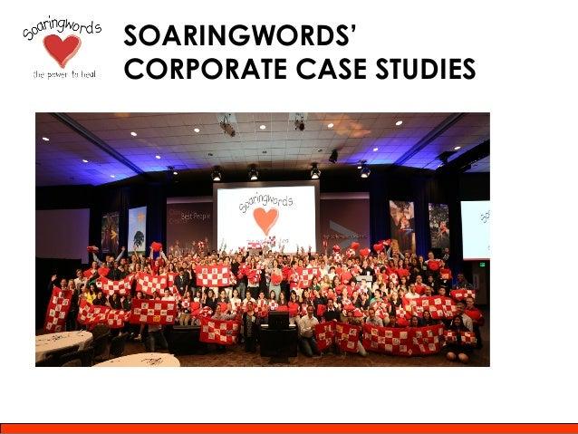 SOARINGWORDS' CORPORATE CASE STUDIES