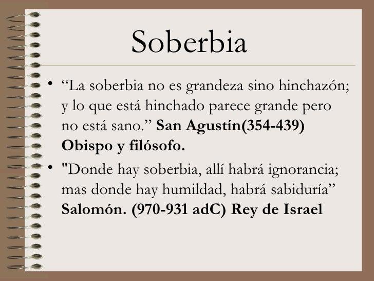 Noticias sobre soberbia en Globedia