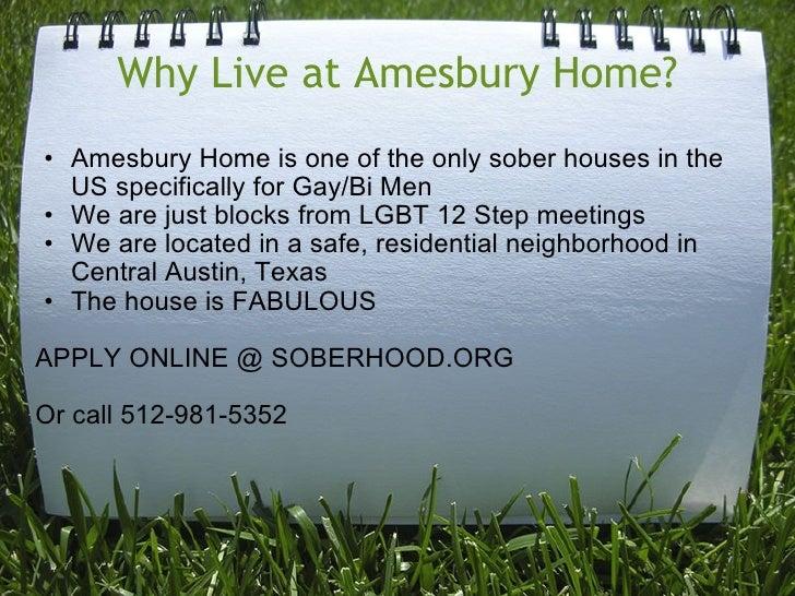 Sober Living Homes For Gay Bi Men