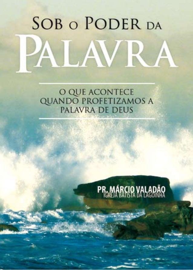 4 Uma publicação da Igreja Batista da Lagoinha Gerência de Comunicação Edição Novembro/2007. Transcrição: Carla Cristina R...