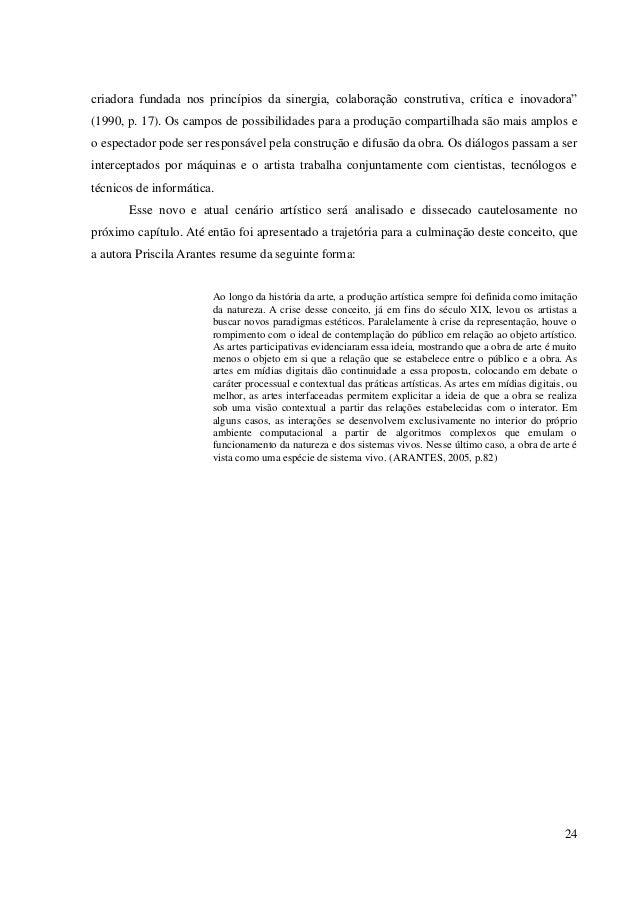 """24 criadora fundada nos princípios da sinergia, colaboração construtiva, crítica e inovadora"""" (1990, p. 17). Os campos de ..."""