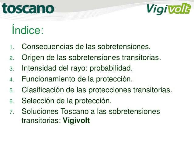 Vigivolt - Sobretensiones transitorias Slide 2