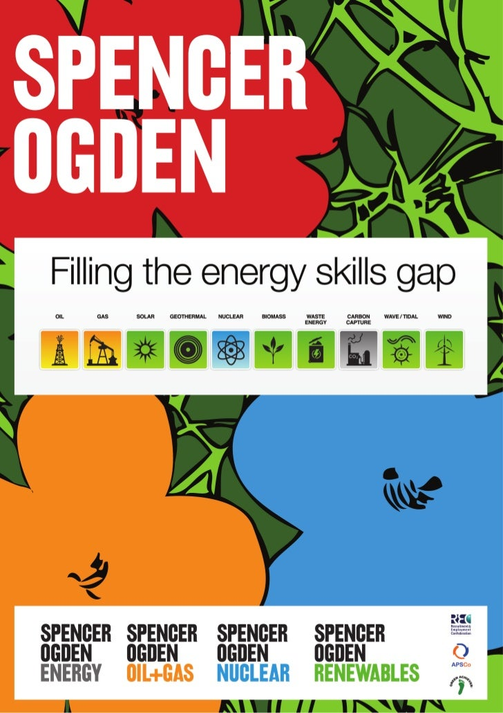 The Energy RecruiterSpencer Ogden is a new, innovative, and             As the energy sector is currently undergoingfast g...