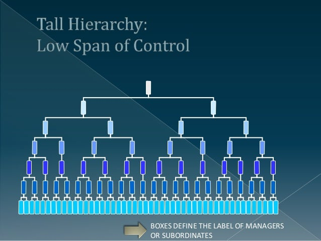 Span of control management boxes define the label of managers or subordinates 6 publicscrutiny Image collections