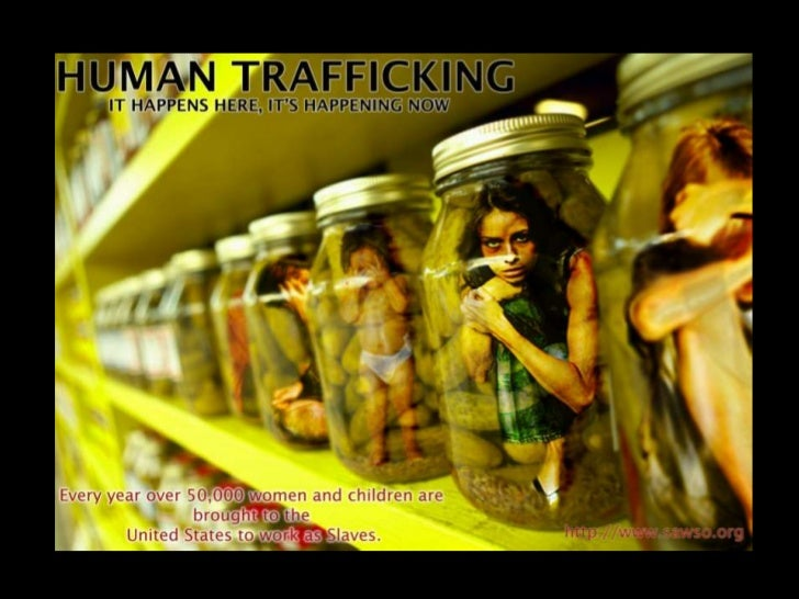 Argument Essay On Human Trafficking