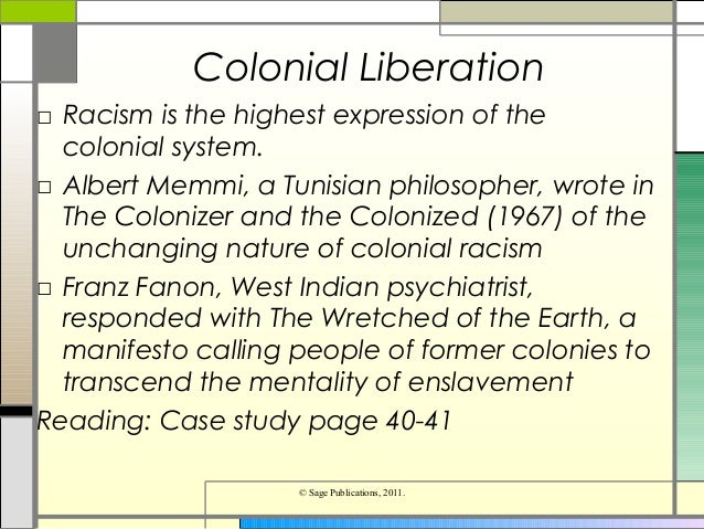 albert memmi the colonizer and the The colonizer and the colonized: albert memmi, susan gibson miller, jean-paul  sartre: 0046442003018: books - amazonca.